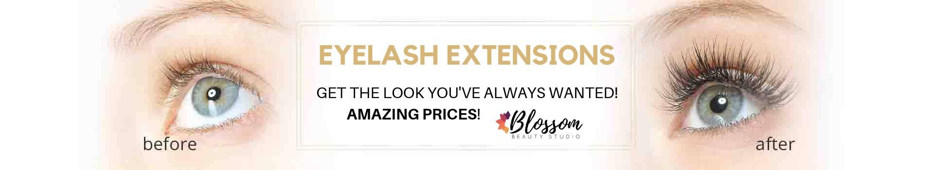Blossom Eyelash Extensions