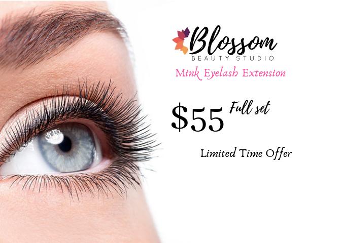 Eyelash Extension Offer