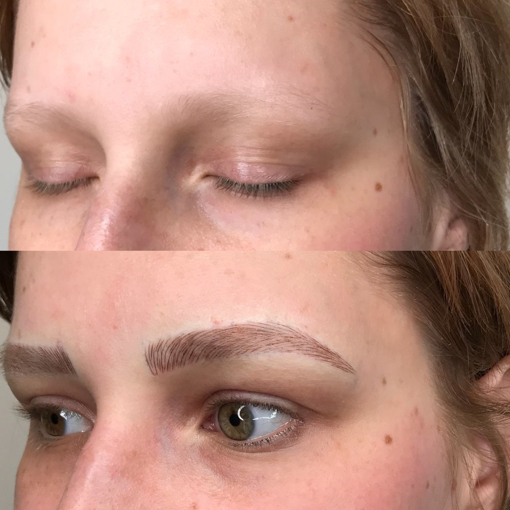 Microblading Eyebrow Only $180 | Save Up to 40% off | 89 Reviews