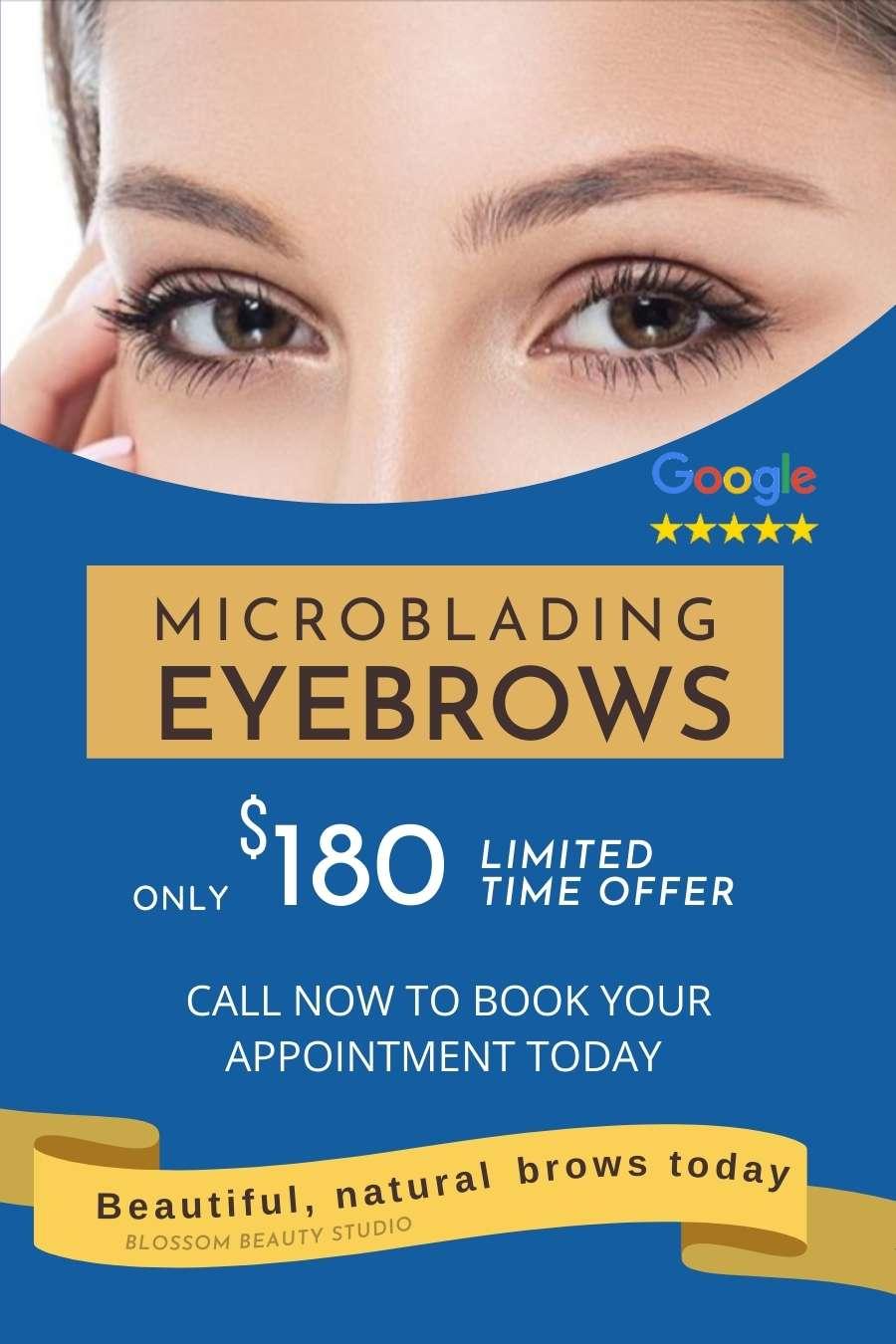 Eyebrow Microblading deals in Rancho Cucamonga