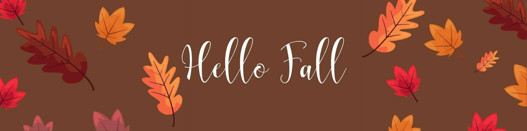 Hello Fall 1