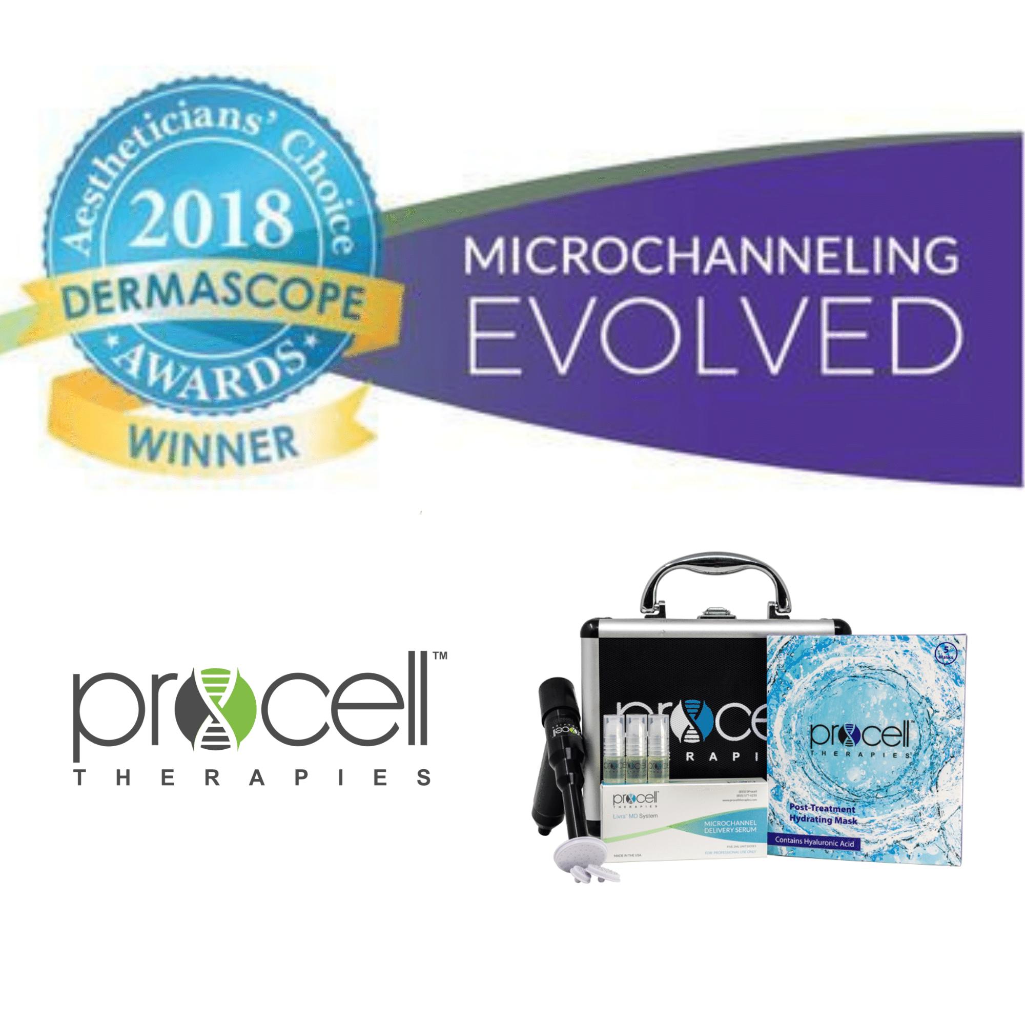Procell Microchanneling