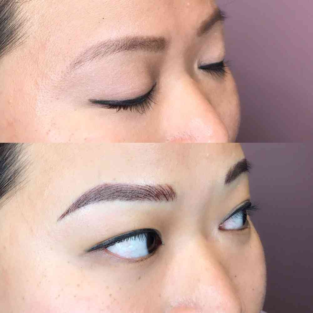 microblading aftercare instructions