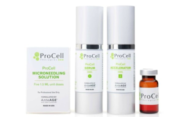 Procell Micro-channeling & Stem Cell Therapy