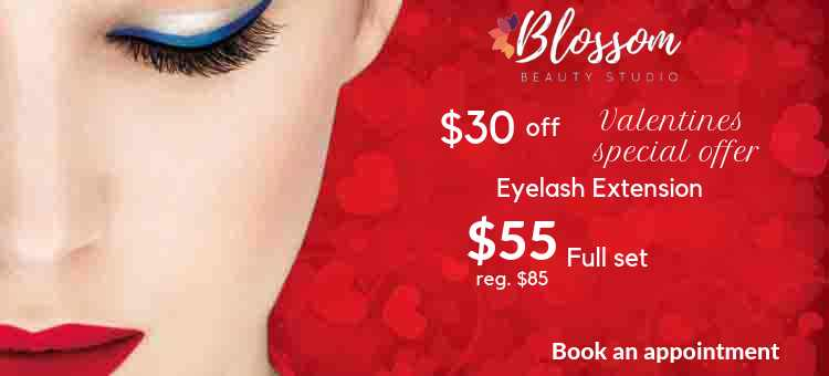 Eyelash Extension coupon