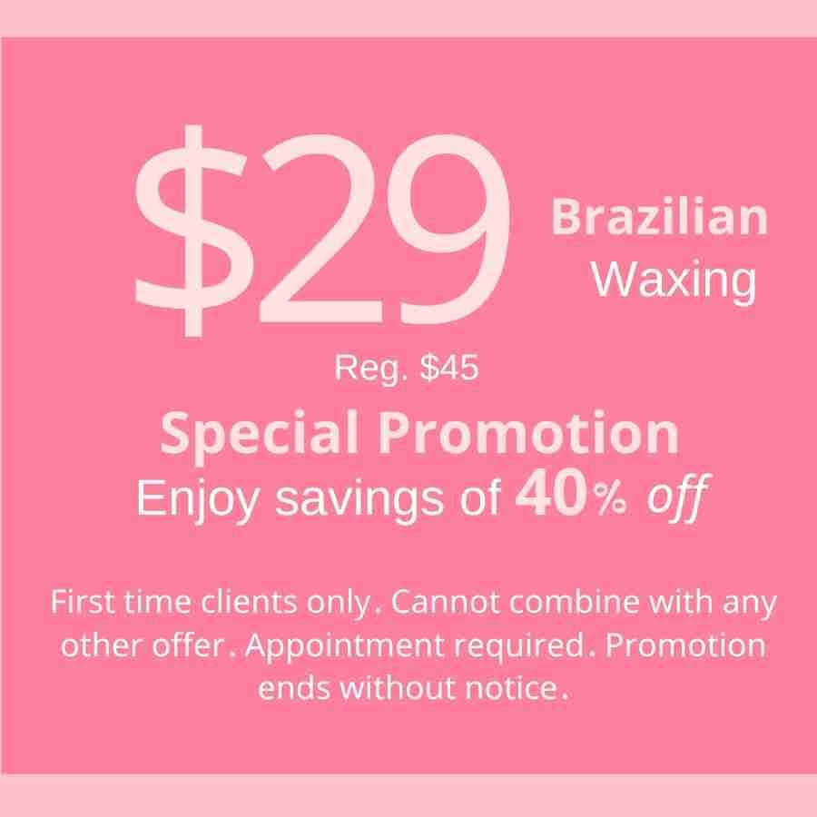 groupon waxing deal